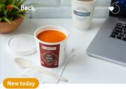 Free Soup from Greggs Treating Myself to a Tasty Lunch with Vodafone VeryMe