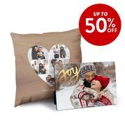Up to 50% off Home Decor