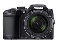 Nikon B500 Coolpix Digital Compact Camera - Black