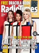 12 Issues of Radio times by Direct Debit for Only £1.00 Delivered