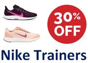 Special Offer - La Redoute January Shoe Sale - NIKE TRAINERS up to 60% OFF