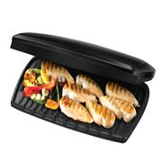 George Foreman 10 Portion Entertaining Grill FREE C&C