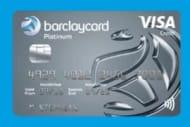 Barclaycard Platinum Credit Card 0% 18 Months Balance Transfer (£20 Cashback)