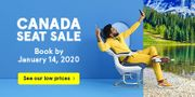 Air Transat - Catch Our Canada Seat Sale!
