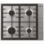 Cheap Hoover HHG6LSX 60cm Gas Hob - Stainless Steel, Only £149.99!