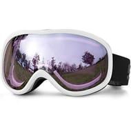 60% off SPOSUNE Ski Goggles 100% UV400 Protection Skiing Goggle with Anti-Fog