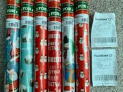 Christmas Wrapping Paper Instore