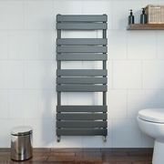 Bathroom 1200x500mm Heated Towel Rail Radiator Central Heating Panel