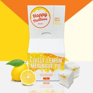 WIN Lemon Meringue Marshmallows by HappyMallow!