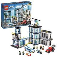 LEGO City Police Station, Helicopter Car & Bike