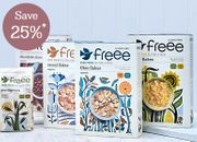 Special Offer - 25% off Selected Gluten Free and Vegan Certified Foods