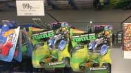 Ninja Turtles T-Machines