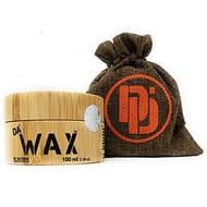 Da'Dude Da'Wax Best-Hair-Wax-for-Men Matte Mens-Styling in Bamboo Gift Tub 100ml