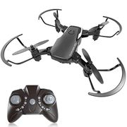 BOBOO Drone Foldable RC Quadcopter with Altitude Hold Mode Only £18.5