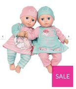 Cheap My First Baby Annabell Baby Outfit at Very Only £7.99