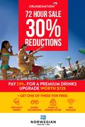 Cruise Nation - 72 Hour SALE - 30% Price Drop!