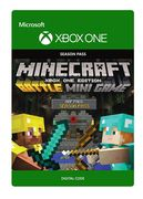 Xbox One Minecraft: Battle Map Pack Season Pass Card £1.00 at ShopTo
