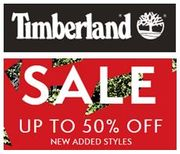 Timberland Sale - up to 50% off Mens, Womens, & Kids
