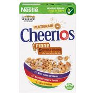 NESTLE CHEERIOS MULTIGRAIN Cereal 375g Box
