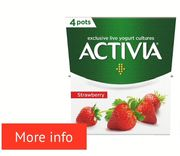 Activia 4 Pack Deal