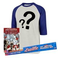 The Walking Dead Lucille Baseball Bat Bundle