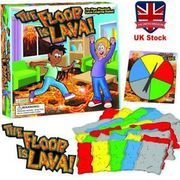 Cheap The Floor is Lava! Interactive Board Game - Only £8.98!