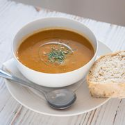 FFT's Red Mullet Soup - Free with Every Order This Week