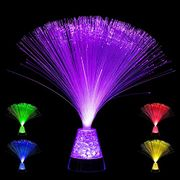 Playlearn Fibre Optic Colour Changing Lamp
