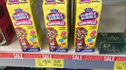Double Bubble Chewing Gum Balls Refills