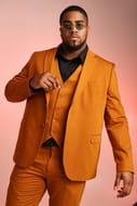 Big & Tall Skinny Fit Suit Blazer