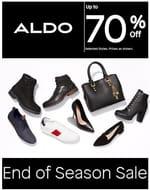 ALDO - End of Season SHOE SALE - up to 70% OFF - WOMEN / MEN / KIDS