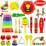 Vykor Musical Toys Wooden Musical Instruments