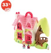 Happyland Cherry Lane Cottage Down From £44.99 to £29.99