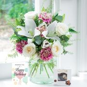 25% off Bouquets with Voucher Code at Blossoming Gifts