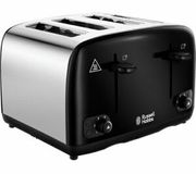Russell Hobbs 4 Slice Cavendish 24093 Toaster, Free Delivery!
