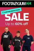 Footasylum Sale FURTHER REDUCTIONS up to 60% off NIKE, Converse, Adidas, Vans >>