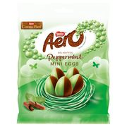 Aero Peppemint Milk Chocolate Mini Eggs 70G