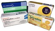 6 Months Supply Loratadine Hayfever & Allergy Relief 10mg FREE Delivery