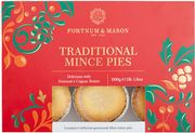 Fortnum & Mason Traditional Mince Pies, 500g
