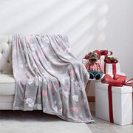 Bedsure Unicorn Flannel Fleece Blanket for Girls Kids Adults (150200 Cm,
