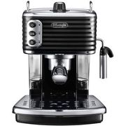 De'Longhi ECZ351.BK Scultura Espresso Coffee Machine 15 Bar Black