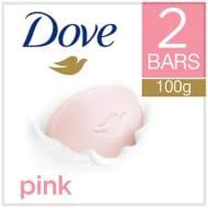 Dove Pink Beauty Cream Bar 2x100g