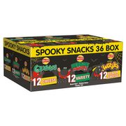 Walkers Spooky Snacks Mix X36