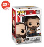 WWE Elias Pop Vinyl - Save £2.5