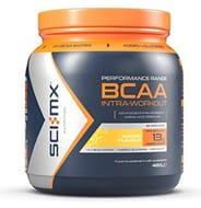 SCI-MX Nutrition BCAA Intra-Workout, Amino Acid Drink, 480 G, Mango