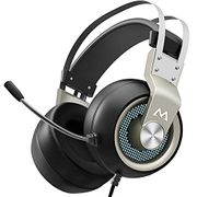 Mpow Gaming Headset with 50mm Drivers, Stereo Surround Sound Gaming Headset