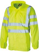 Dickies Hi Visibility Lightweight Waterproof Jacket (SA22042)