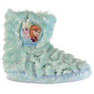 CHARACTER Frozen Childrens Bootie Slippers