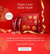Lunar New Year Skincare Celebration