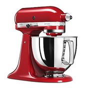 *SAVE £200* KitchenAid Artisan 125 Stand Mixer Empire Red 5yr G'tee
